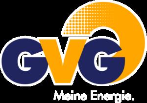 GVG Logo RGB Rand Claim weiss